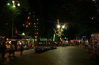 Вечерняя Анапа