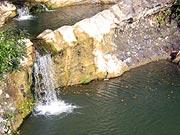 Водопад на реке Жанэ