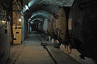 Подвалы с эмалированными бочками для производства вина, Саук-дере